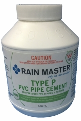 500ml Type P Clear Glue - Rain Master