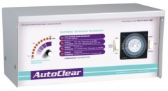 Autoclear UNI-BOX only S150TL With Timeclock & light transformer (12,24 or 36v)