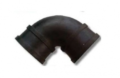 Rubber Elbow 90 Degree 40mm