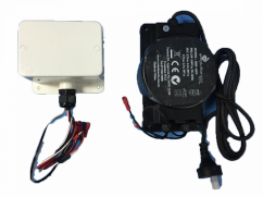 Smart Linking  2 ch Control box to operate 2 x valve actuators (No Remote Included)