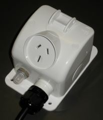 Turmion 1 x 15A Outlet