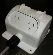 Turmion 2 x 10A Outlet