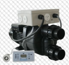 Waterco Portapac Demand. 1.5HP Pump/2.4kW heater.