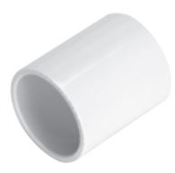 40mm White Coupling BH